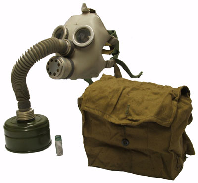 Soviet Children's Gas Mask PDF-D