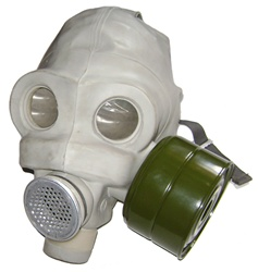 Soviet Military PMG KM-16A Gas Mask